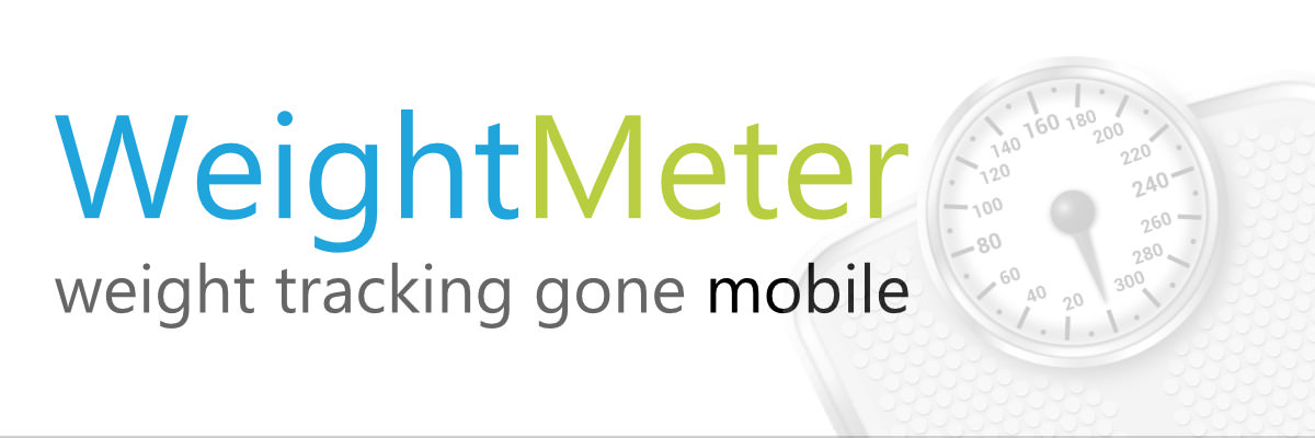 Weight Meter - weight tracking gone mobile